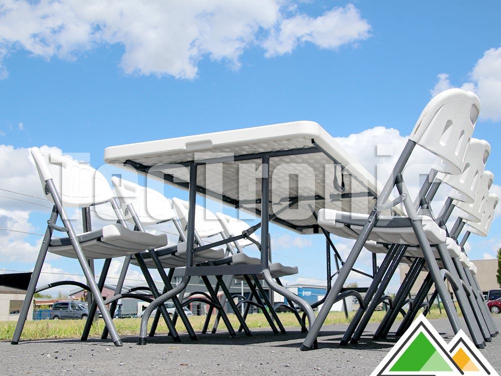 Tafels en stoelen te koop of te huur for Horeca tafels en stoelen te koop