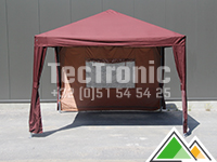 Polyester partytent 3x3