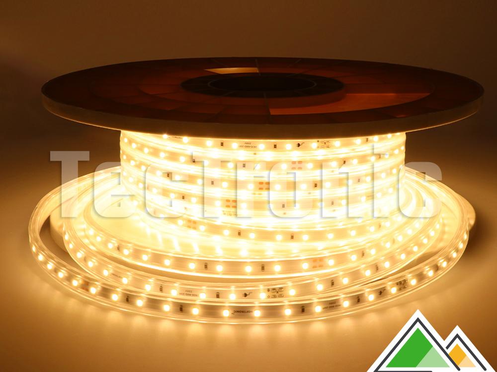 LED-verlichtingskabel van 25 meter lang