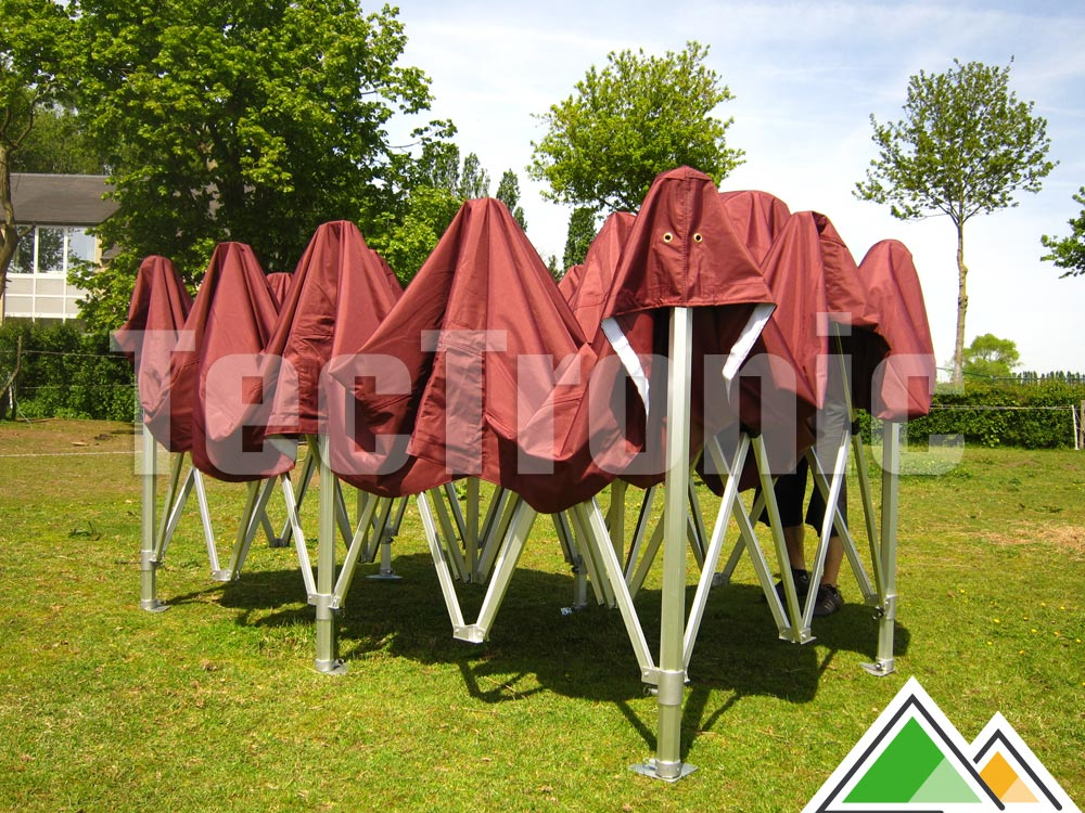snel op te stellen partytent vouwtent 3 x 6 m te koop uiterst makkelijk te installeren. Black Bedroom Furniture Sets. Home Design Ideas