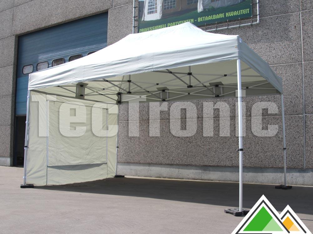 vouwtent 3x4 5 solid 40 vlot inklapbare tent. Black Bedroom Furniture Sets. Home Design Ideas